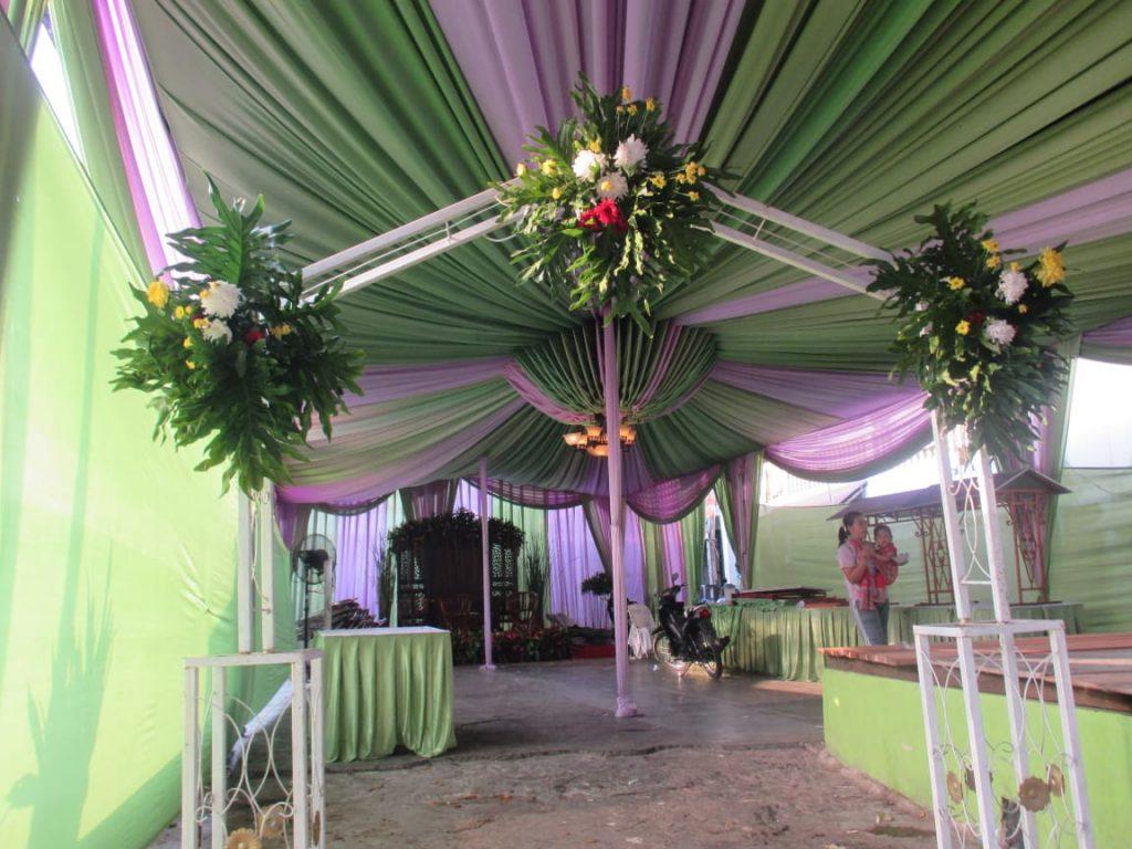 Sewa Tenda Dekorasi Di Cempaka Putih